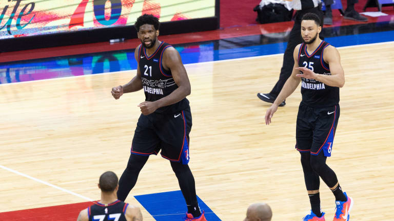 Sixers First Round Report Card vs. Wizards