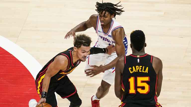 Sixers Analyze Matchup Against Atlanta Hawks' Trae Young