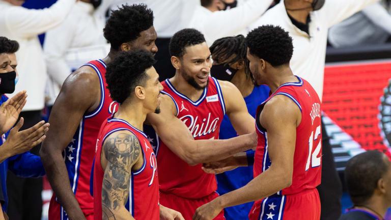 Atlanta Hawks Acknowledge Sixers' Talent Beyond the 'Big Three'