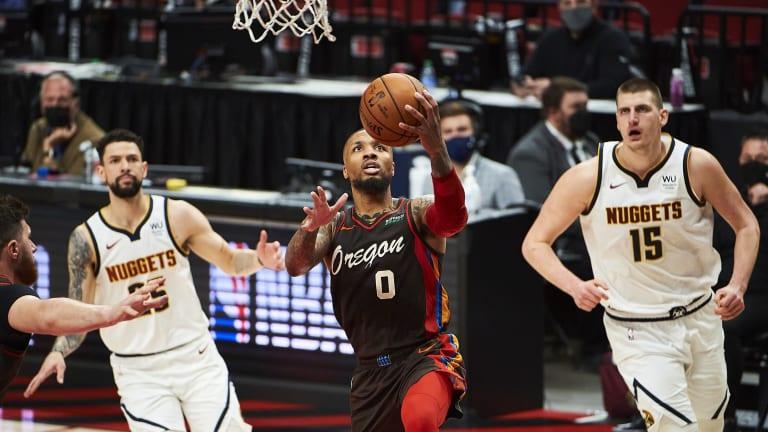 NBA Rumors: Blazers' Damian Lillard Garnering Trade Interest
