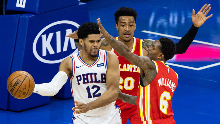 76ers vs. Hawks: How to Watch, Live Stream & Odds for Game 1