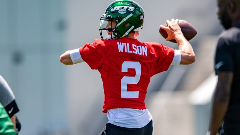 NFL Insider Reveals What Sets Zach Wilson Apart From Other Rookie Quarterbacks