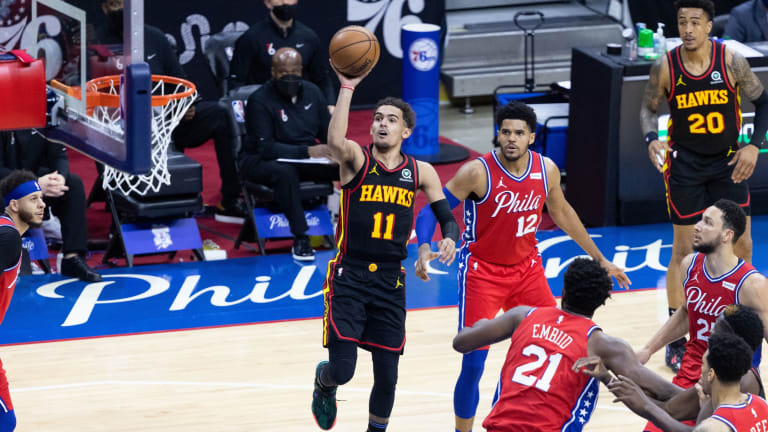 76ers Podcast: Sixers Drop Game 1 vs. Hawks, Is the All-Bench Lineup Finished?