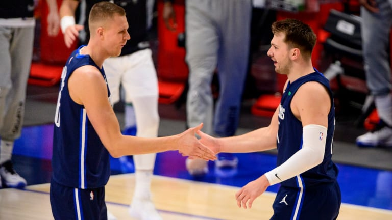 Mavs GM Donnie is Wrong about 'Inclusion' Issue With Doncic & Porzingis