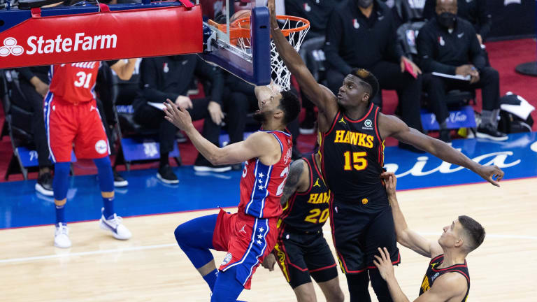 Ben Simmons Confident Sixers Can Bounce Back Game 2 vs. Hawks