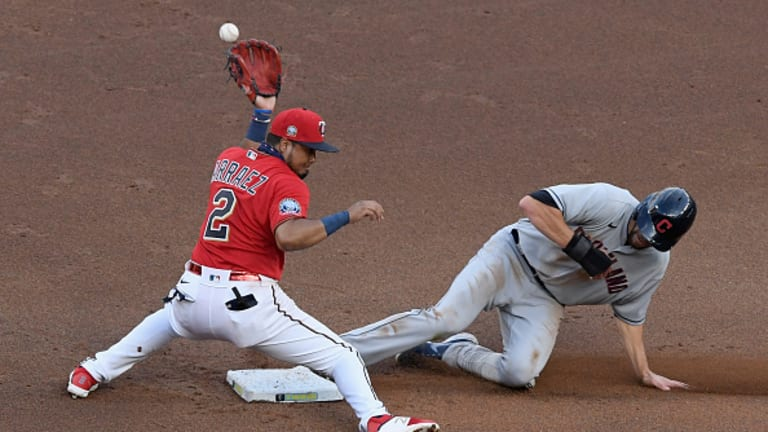 Indians Defense Not Exactly Coming Through with the Big Plays When Needed