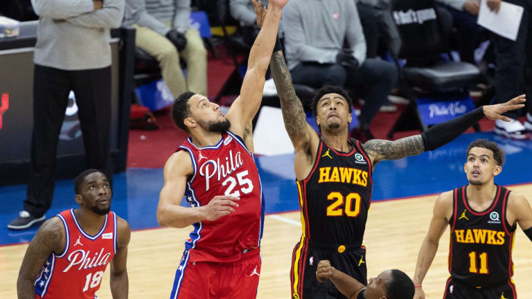76ers vs. Hawks: How to Watch, Live Stream & Odds for Game 2 of NBA Playoffs