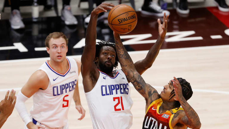 Ty Lue Stands by Decision to Not Close with Patrick Beverley in Game 1 vs. Jazz
