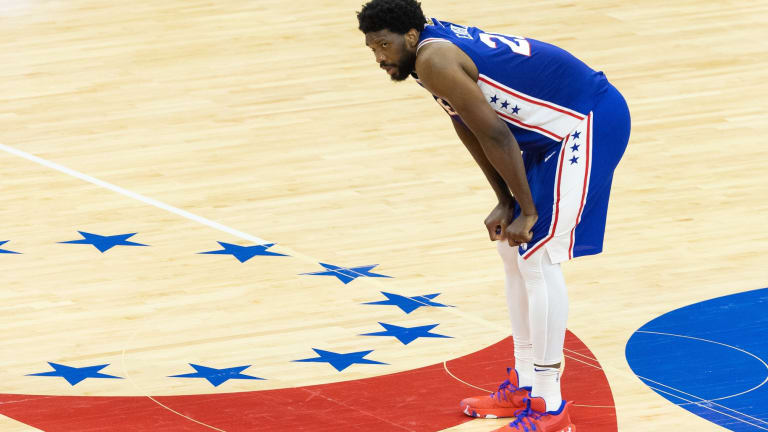 Joel Embiid Shrugs Off MVP Snub and Keeps Eyes on the Prize