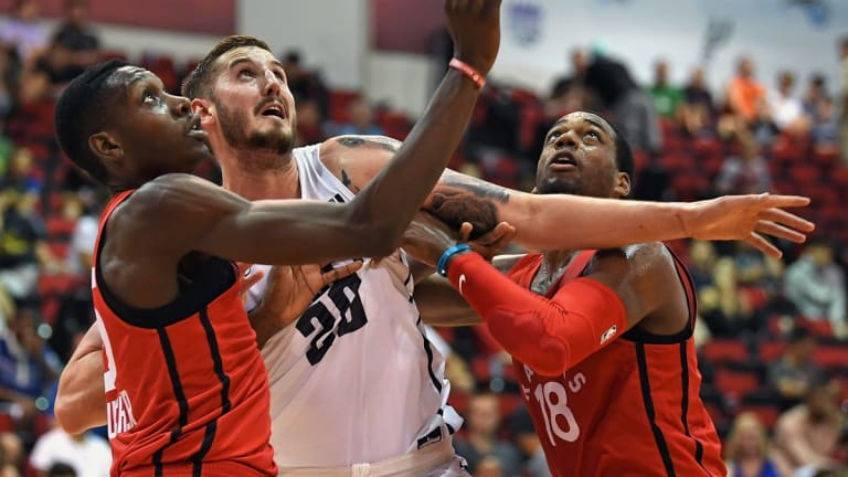 NBA Summer League Dates Announced for August