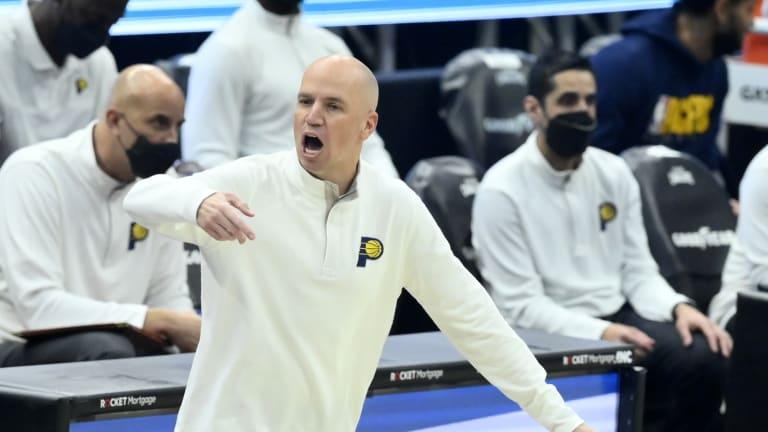 NBA News: Pacers Fire Nate Bjorkgren After One Season