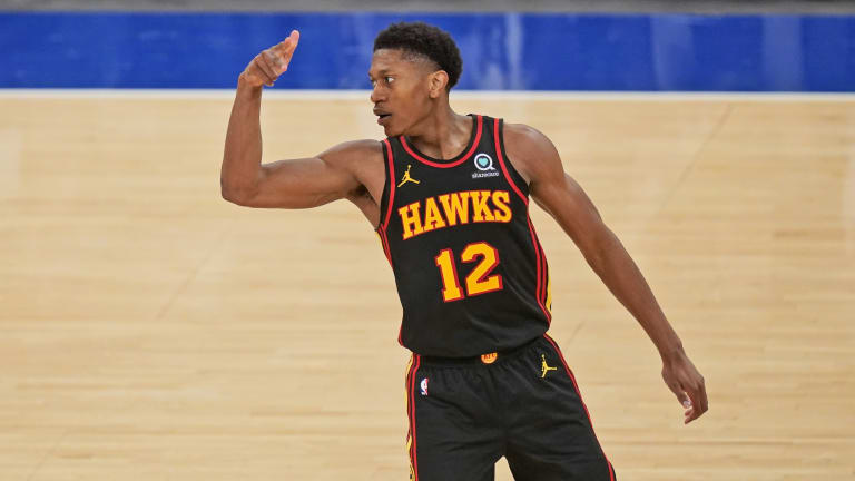 Hawks' De'Andre Hunter Out for Entire NBA Playoff Series vs. Sixers