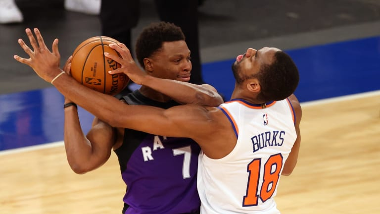 Report: New York Knicks Among Teams Expected to Pursue Kyle Lowry
