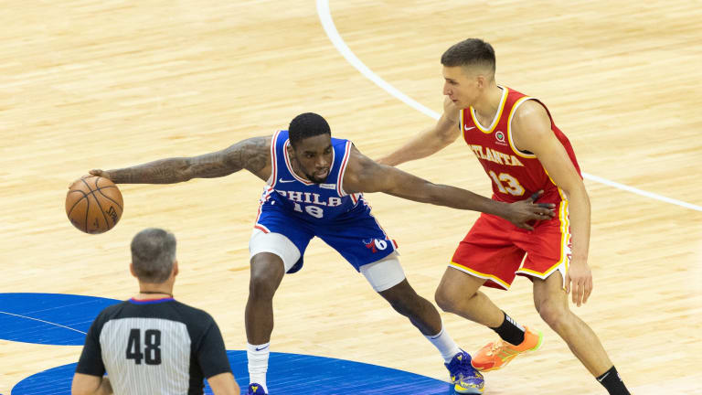 An Unlikely Hero Emerges for Sixers in Game 2 Win