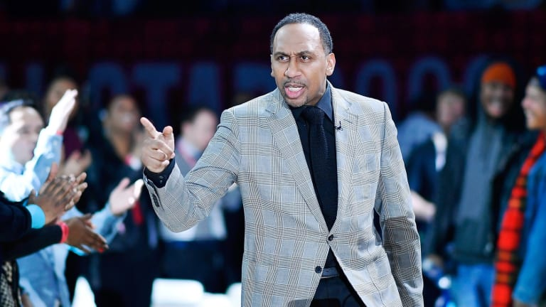 Stephen A. Smith Confident Sixers' Playoff Run Won't Get Past Nets