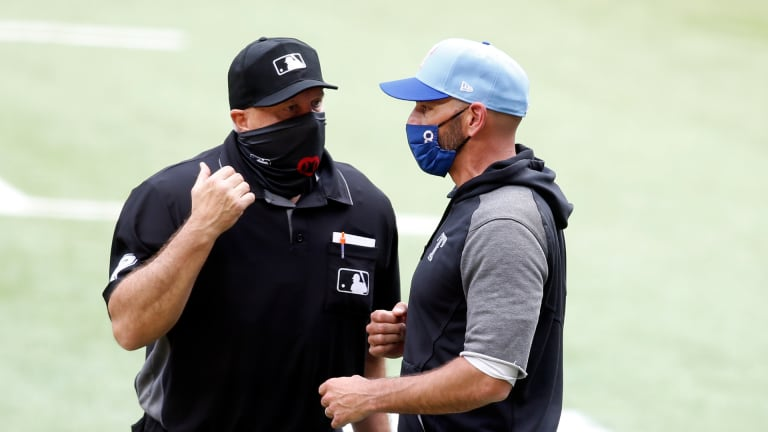 How And When Do Managers Police Pitchers For Their 'Sticky Stuff'?