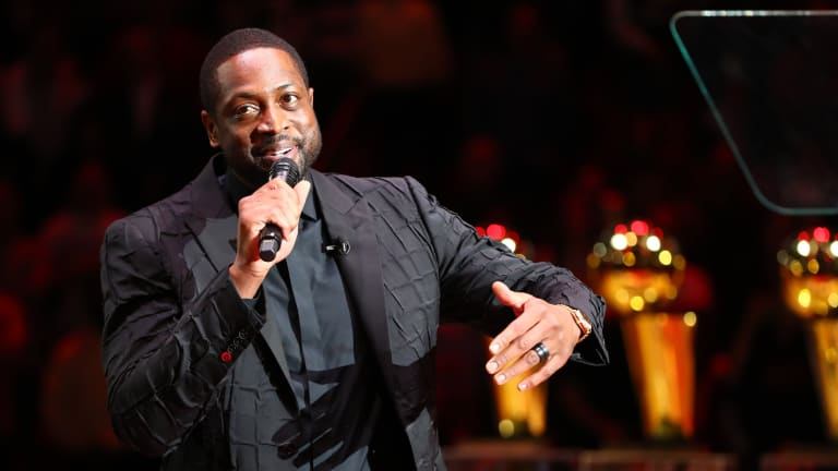 Dwyane Wade Still Fond of Miami Roots But Embracing New Challenge With Utah Jazz