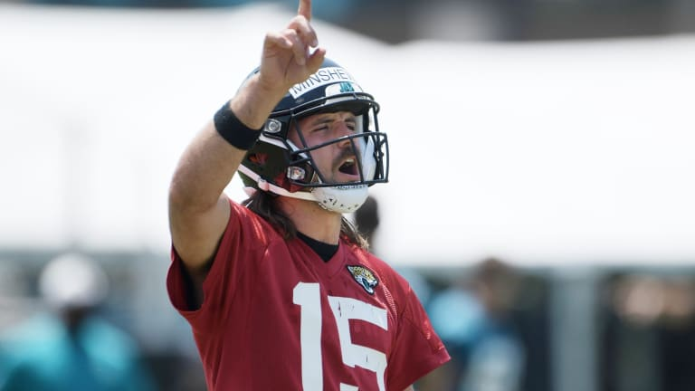 5 Things We Learned During Jaguars OTAs: Backup QB Battle Heats Up, Standout Veterans and More