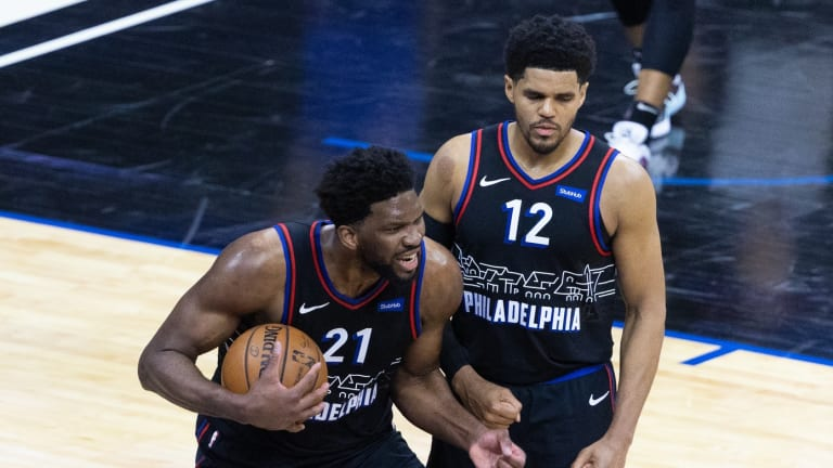 Sixers' Tobias Harris Sees a Different MVP Award in Joel Embiid's Future