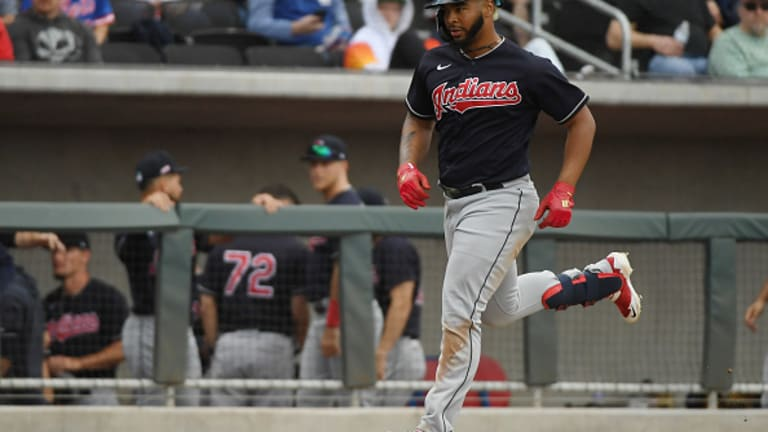 Can Bobby Bradley Bring Power to Indians Lineup?