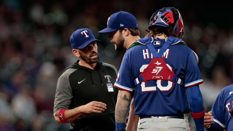 'Bring On The Road': Rangers Not Shying Away From 15-Game Road Losing Streak