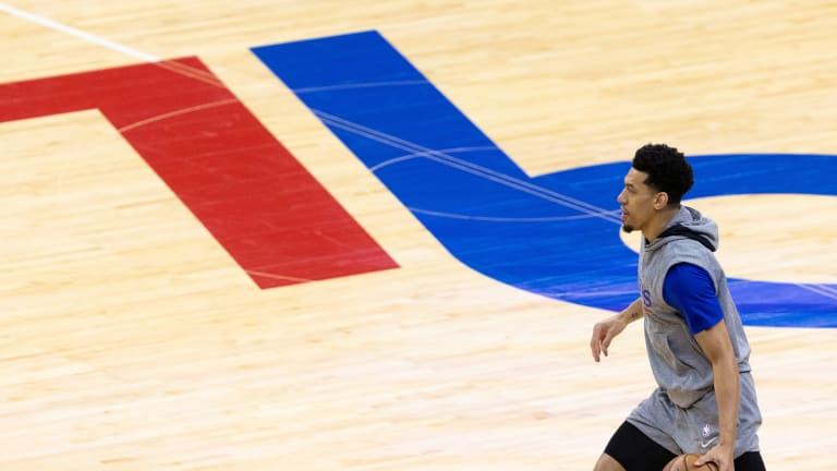 Danny Green's 'Optimistic' About Returning as Long as Sixers Stay Alive