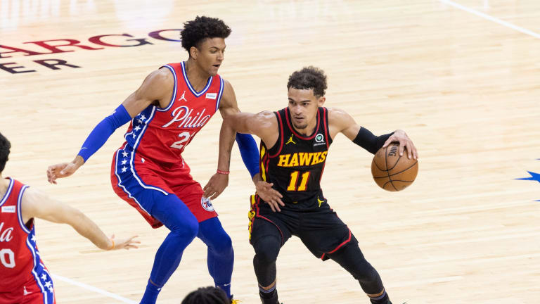 Trae Young is Teaching Matisse Thybulle More Discipline