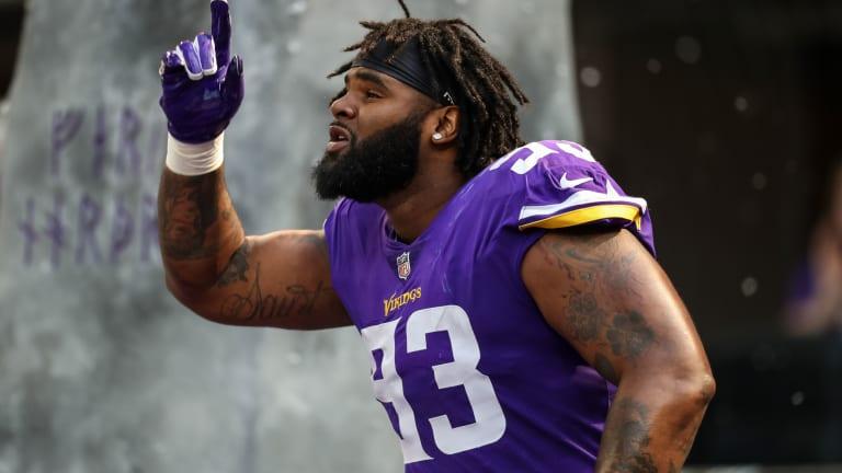 Vikings Nearing Deal to Bring DT Sheldon Richardson Back to Minnesota