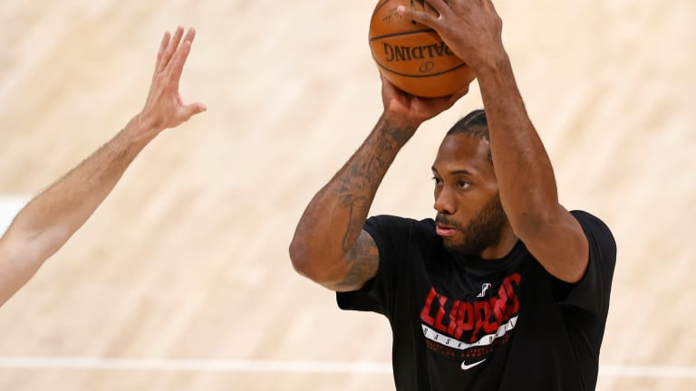 LA Clippers Star Kawhi Leonard Named to 2020-21 All-Defensive Second Team