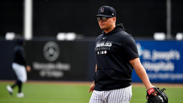 Yankees' Luke Voit Progressing Towards Return From Injured List