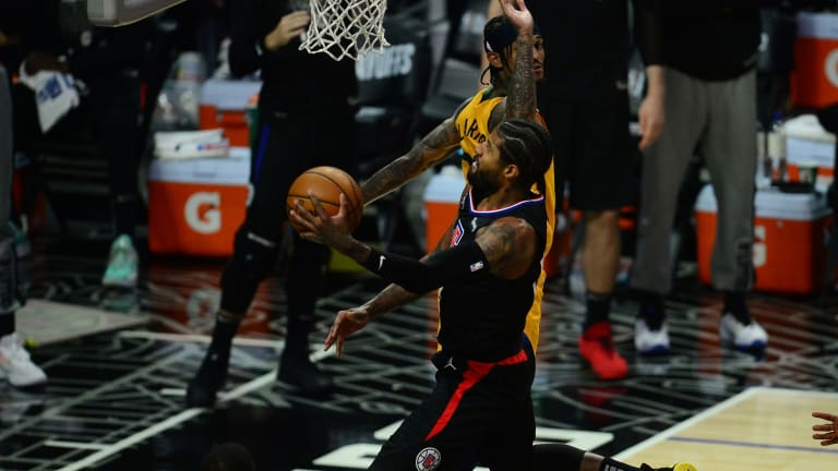 Paul George Reveals Clippers' Mindset For Game 5 Against Jazz