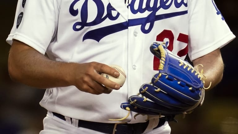 Podcast: MLB Begins Crackdown On Pitchers And Their 'Sticky Stuff'