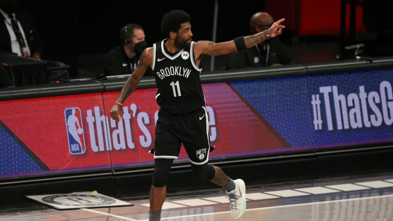 Report: Nets 'Preparing' to Play Without Kyrie Irving for Rest of Series vs. Bucks