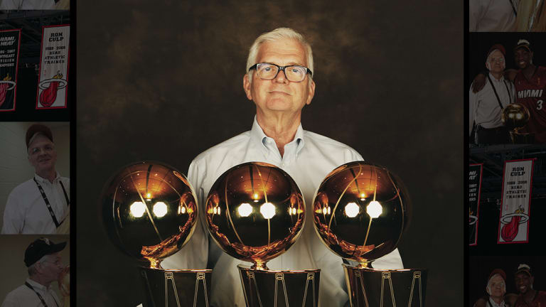 Miami Heat Mourn the Death of Former Trainer Ron Culp
