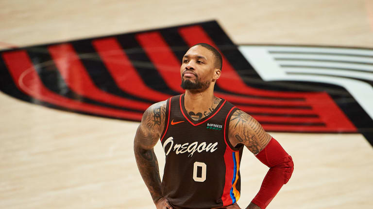 Damian Lillard Narrowly Misses Out on All-NBA First Team