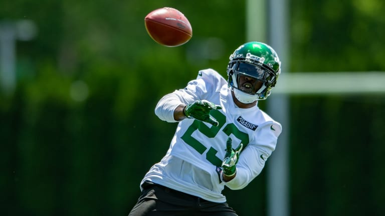 Tevin Coleman Ready to Bounce Back From Injuries, Lead Jets Running Backs