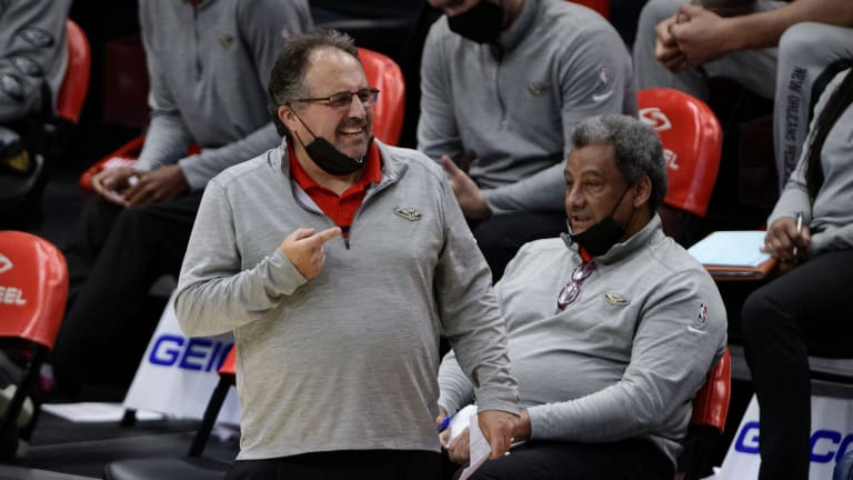 Report: Stan Van Gundy Out as New Orleans Pelicans Coach