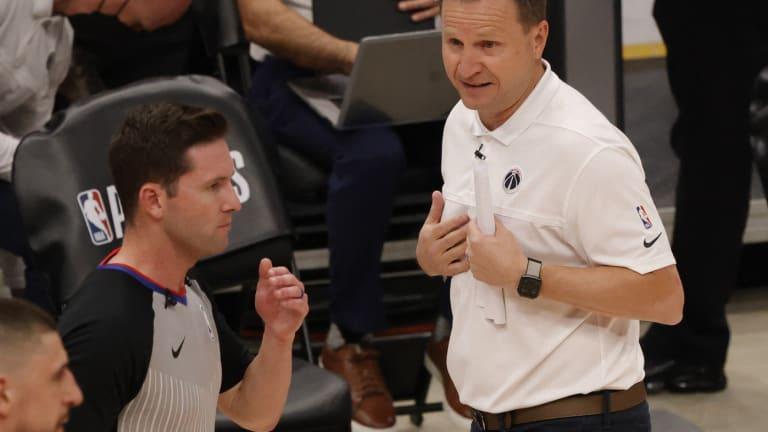 Report: Wizards, Scott Brooks Will Part Ways Next Season