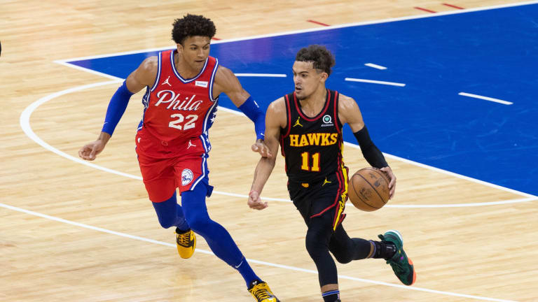 Matisse Thybulle Makes History With All-Defense Selection