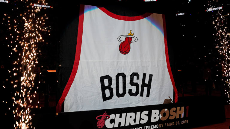 Breaking Down Game 6 of the 2013 Finals w/ Chris Bosh   The Open Floor Podcast: SI's NBA Show