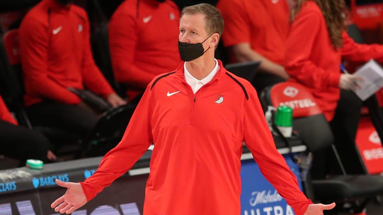 Report: Blazers Discussed Contract Extension With Terry Stotts