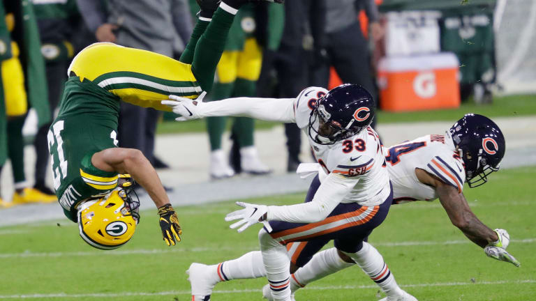 Bears Treat Injuries with Caution for Now