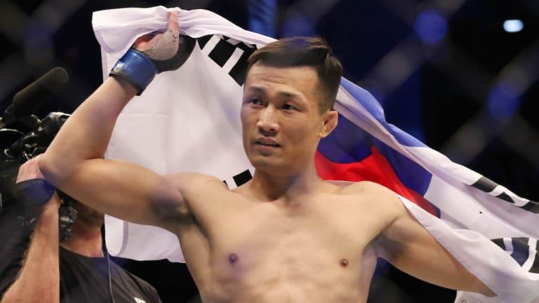 UFC Vegas 29: The Korean Zombie vs. Ige - MMA Betting and DFS Breakdown