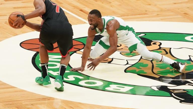 Report: Celtics Trade Kemba Walker to Thunder