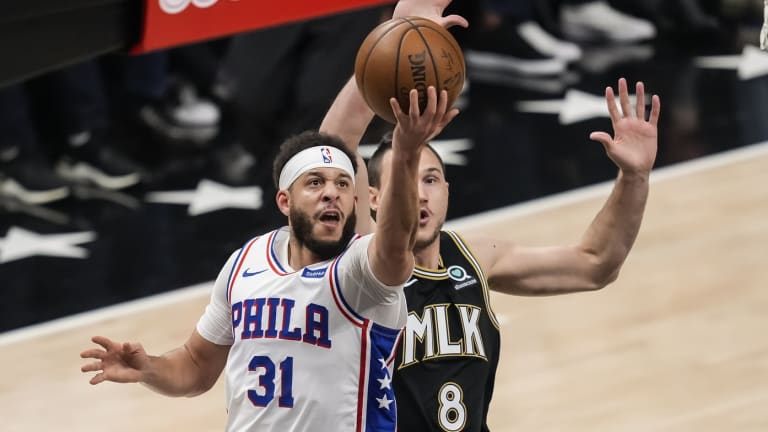 Sixers Force Game 7 With Victory vs. Hawks