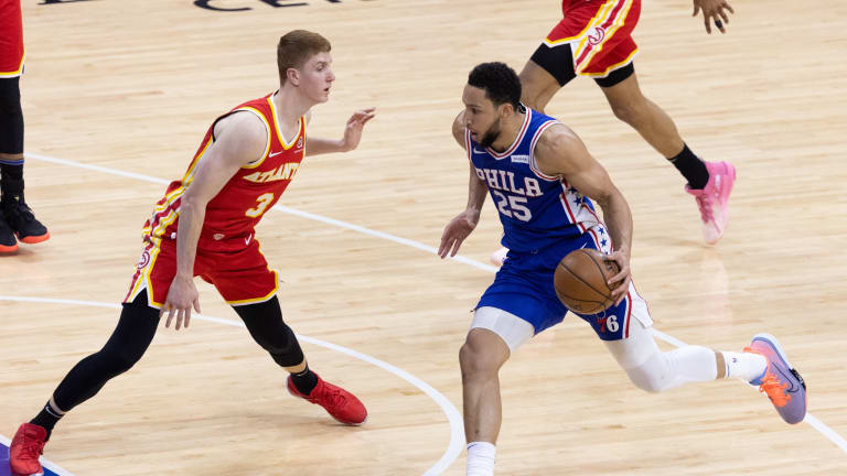 Ben Simmons Looks Forward to Playing Game 7 vs. Hawks in Philly