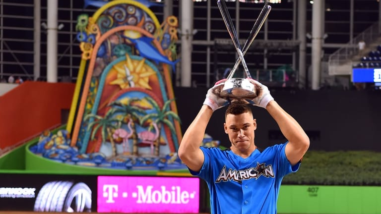 Aaron Judge Has 'No Interest' in Participating in This Year's Home Run Derby