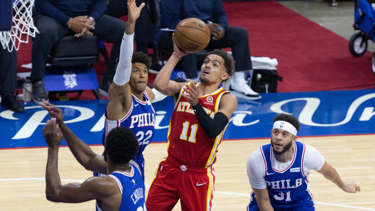 76ers vs. Hawks: How to Watch, Live Stream & Odds for Game 6