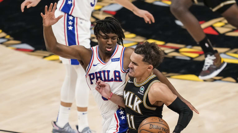 Sixers Standouts Praise Tyrese Maxey Following Game 6 Victory vs. Hawks