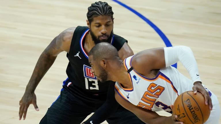 LA Clippers vs. Phoenix Suns Playoff Series Preview and Predictions